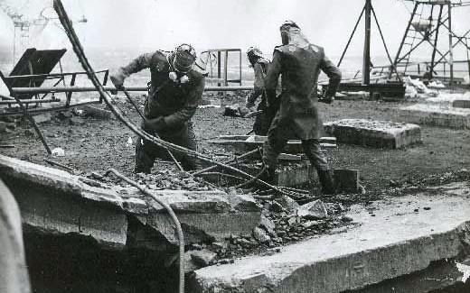 участникам ликвидации чернобыльской аварии квартиру